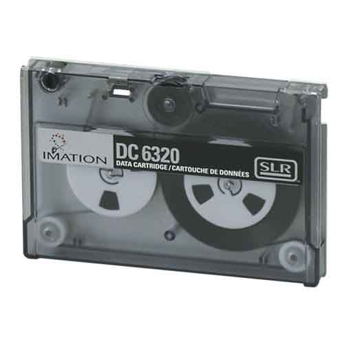 Imation DC6250: 250/500MB Data Tape from Am-Dig