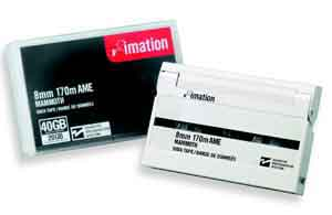 Imation 8170: Tape, 8mm Mammoth AME, 1, 170m, 20GB from Am-Dig