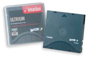 Imation 17534 Ultrium LTO-3 Cartridge 400GB/800GB