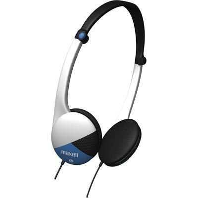 You may also be interested in the Maxell 190316 NB-201 Neck Band Stereo Headphones.