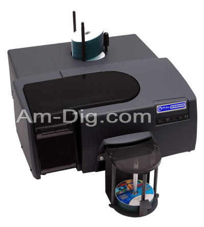 Microboards PFP-1000 Pro CD/DVD Printer from Am-Dig