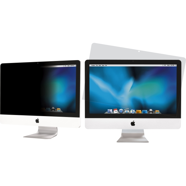 3M Apple iMac Privacy + Anti-Glare Filter, 21.5 inch, D