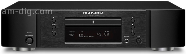 Marantz CD5004P Single Disc CD Player from Am-Dig