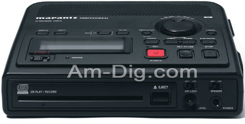 Marantz CDR310 Professional CD Recorder from Am-Dig