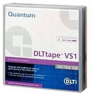 Quantum MR-V1MQN-01: 80/160GB VS1 DLT Tape Cart from Am-Dig