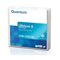 Quantum RL6MQN02 Ultrium LTO-6 Cartrdge 2.5/6.25TB from Am-Dig