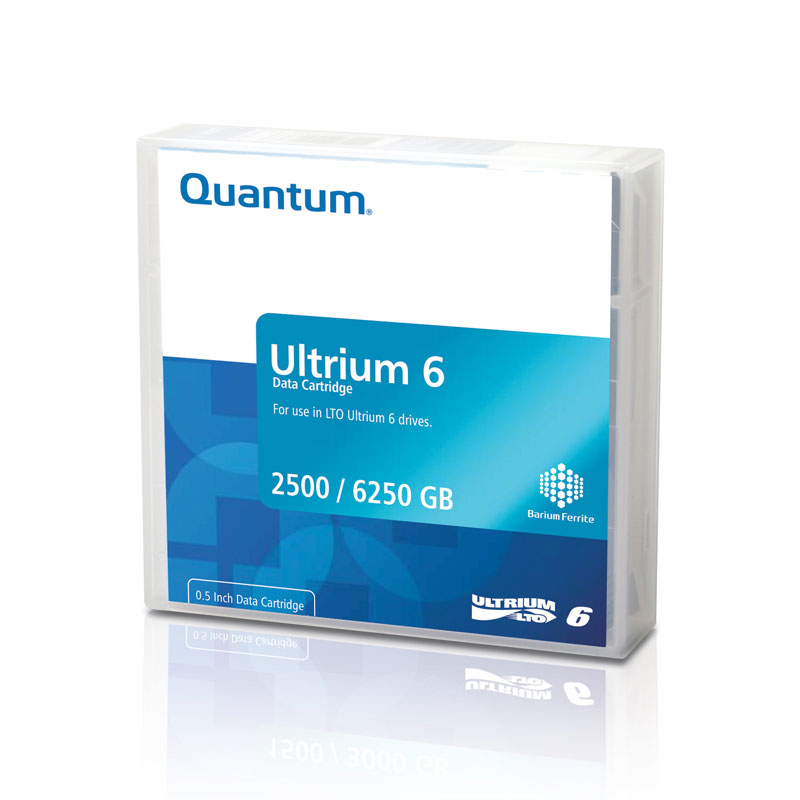 You may also be interested in the Quantum LTO Ultrium 1-8 Clng Ctdg 50 pass Unive....