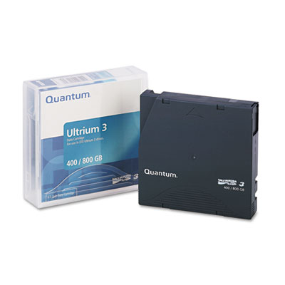 Quantum MR-L3MQN-01: 400/800GB LTO-3 Ultrium from Am-Dig