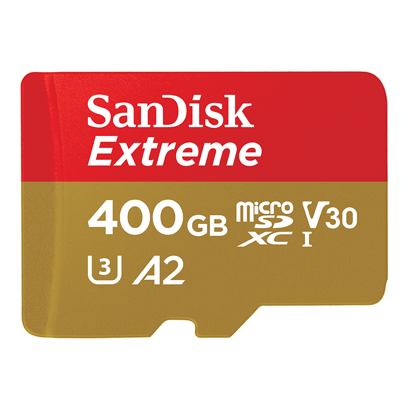 You may also be interested in the SanDisk SDSQXA1-512G-AN6MA Extreme microSDXC Me....