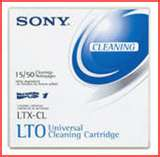 Sony LTO Ultrium Cleaning Ctdg 50 pass Universal