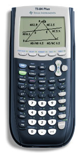 Texas Instruments TI-84 plus Graphing