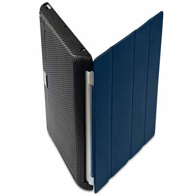 Verbatim 98020: Black Folio Keyboard Case iPad 2-4 from Am-Dig