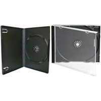 Single DVD & CD Cases