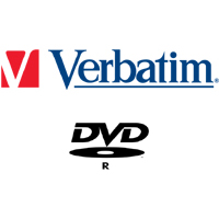 Verbatim DVD Media