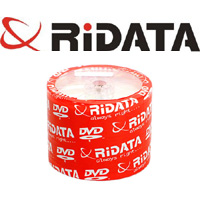 See what's in the Ridata / Ritek category.