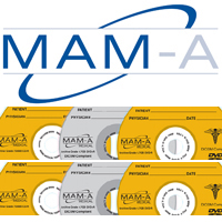 See what's in the MAM-A Medical Media category.