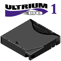 Ultrium LTO-1 Cartridges