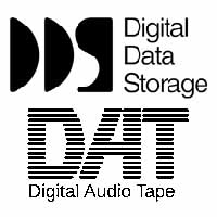 DAT & DDS Tapes