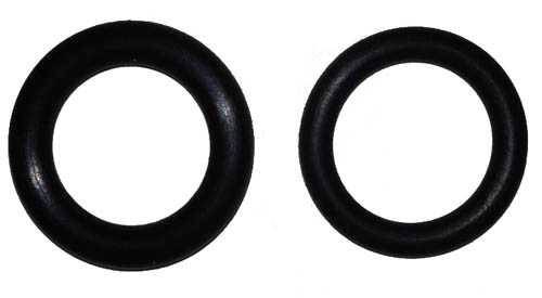 O-Rings in 2 Sizes